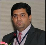 Mr Ajay Sardana, Asst VP (Global Customers & Market Intelligence) at Grasim