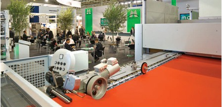 Monforts' Review of ITMA 2011 at Barcelona