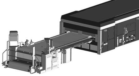 Power Frame VNB stenter