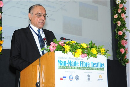 Mr Rajen Udeshi, President (Polyester division), Reliance Industries Ltd