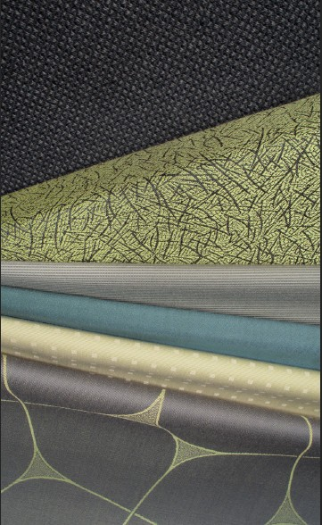Aircraft Interiors : The Latest Leathers, Carpets, Textiles & Treatments Made for the Aircraft Cabin