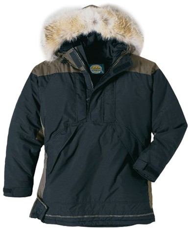 Cabela's Trans-Alaska Anorak (200g) Windstopper® Insulated Shell Price : $249.99  Totally Windproof - Extremely Breathable -  Water Resistant - Insulated Warmth  The Windstopper® fabric blocks wind but still allows sweat vapor to easily escape, while 200-gram Thermolite® Micro® insulation provides added warmth. A removable fur ruff around the three-piece adjustable hood also helps to seal in warmth.   W.L. Gore and Associates (UK) Limited (www.gore-workwear.co.uk)