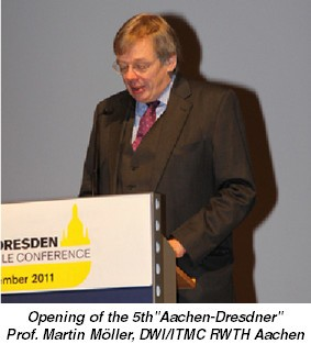 The 5th Aachen-Dresden International Textile Conference