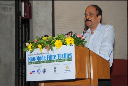 """""""Gujarat textile sector will regain glory"""" – Mr Sahu, Govt of Gujarat"""
