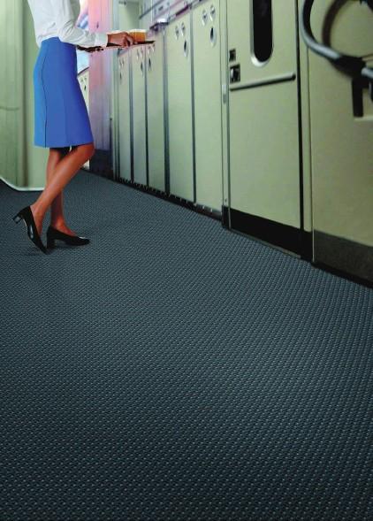 Desso flooring