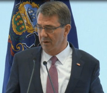 Ash Carter U.S. Secretary of Defense