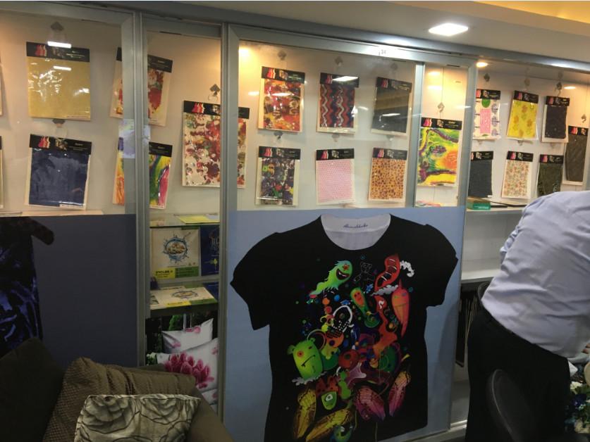 'Rainbow' : Design-Cum-Innovation Service Center for Textile Printing