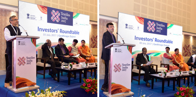 Investors' Roundtable in progress