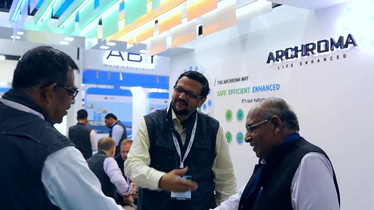 Archroma participated at Techtextil India 2019 to present its latest innovations and system solutions aimed to help technical textile manufacturers in India with optimized productivity and/or value creation in their markets.