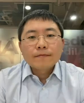 Kuo Zhang, General Manager, Alibaba.com