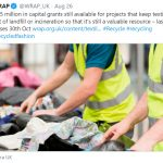 Apply for WRAP's Textile Recycling Grant Fund: Final round