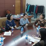 VITAS representatives joined with the Government Office Delegation to work with businesses in the South