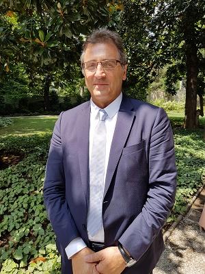 ACIMIT President Alessandro Zucchi