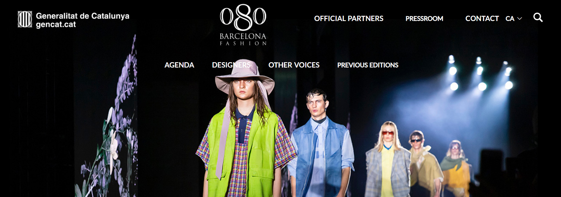 080 Barcelona Fashion, in digital format, focuses on projecting fashion to all audiences and reaching new audiences internationally