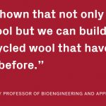 Harvard John A. Paulson School of Engineering and Applied Sciences (SEAS): Wool-like material can remember and change shape