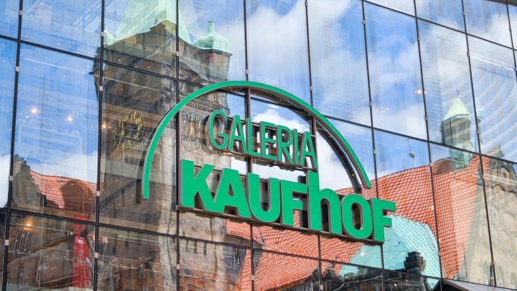 again: Galeria Karstadt Kaufhof