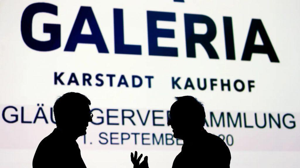 Galeria Karstadt Kaufhof creditors forego two billion euros