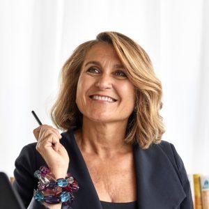 Simona Scarpaleggia, Global CEO Of Edge Strategy AG, Switzerland