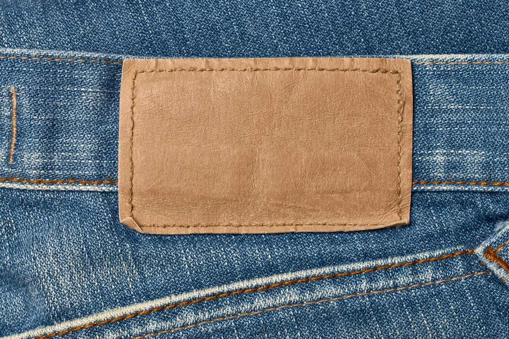 Texon Jeans-label