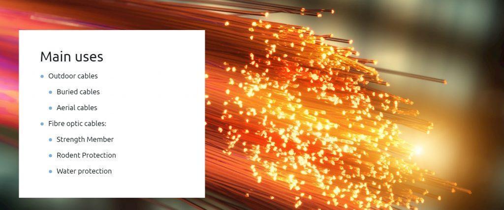 Coats Gotex StremX is a new generation of high performance Gotex fibre