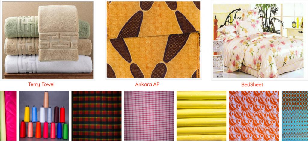 Sunflag is one of the largest home textiles Company
