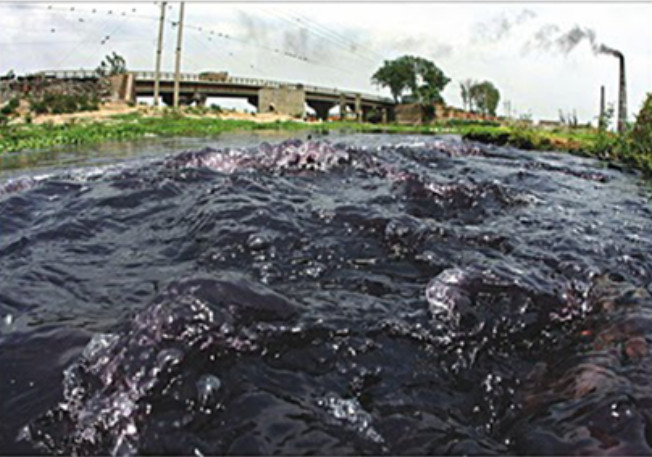 Pollution to soar as Bangladesh garment sector grows. Water pollution in textile wet processing industry