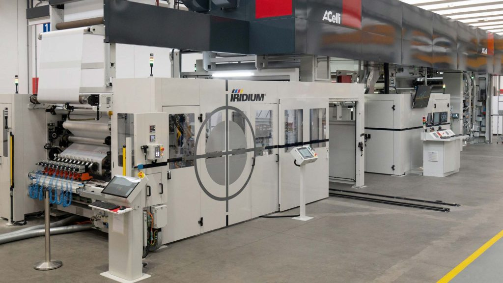 A.Celli - Flexo Printing Machine