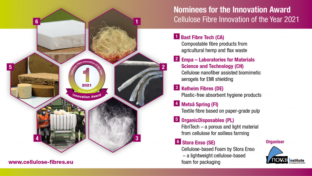 The Outstanding Top 6 Shortlisted Applicants