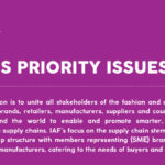 The International Apparel Federation (IAF): Priority Issues 2021