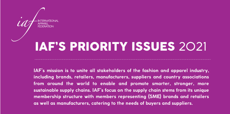 IAFS Priority Issues 2021