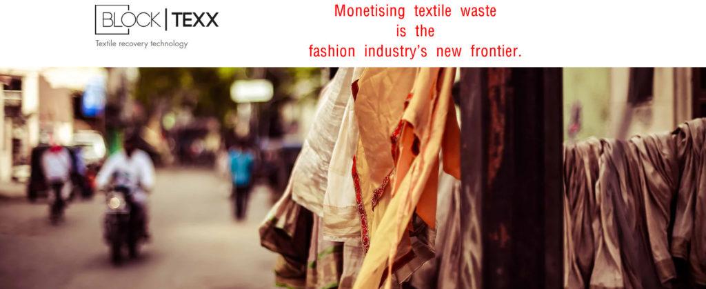 Monetising textile waste
