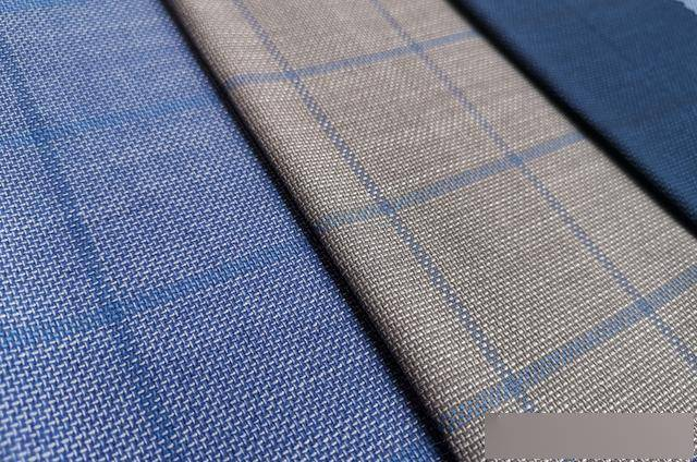 gives full play to the function and superiority of bamboo fiber as suit fabric