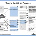Carbon Dioxide (CO2) as Chemical Feedstock for Polymers