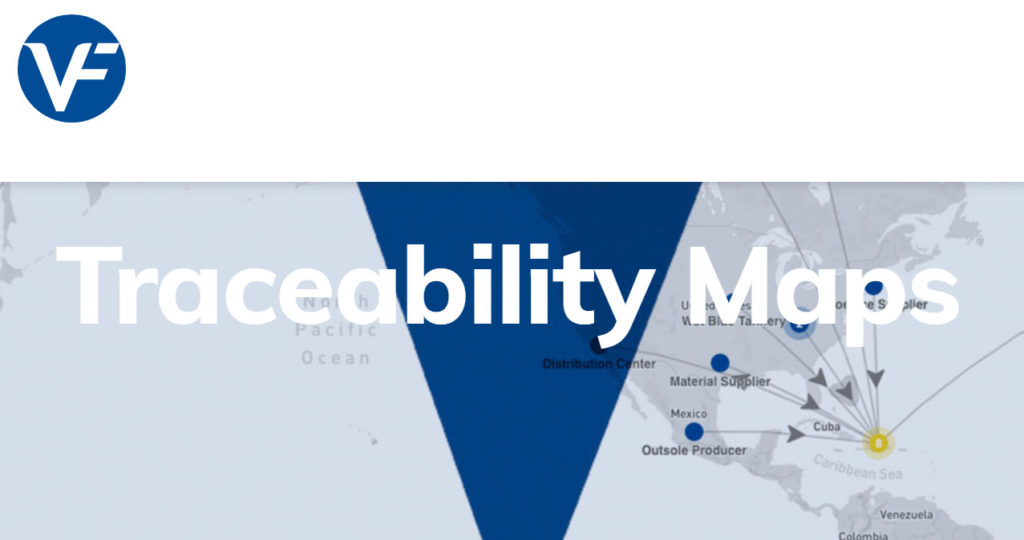 vf traceability maps