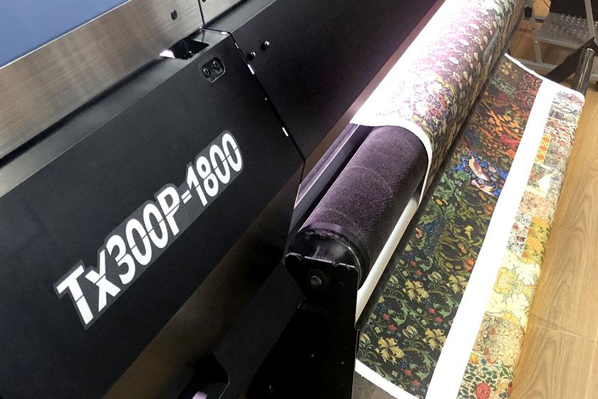TX300P-1800 printer