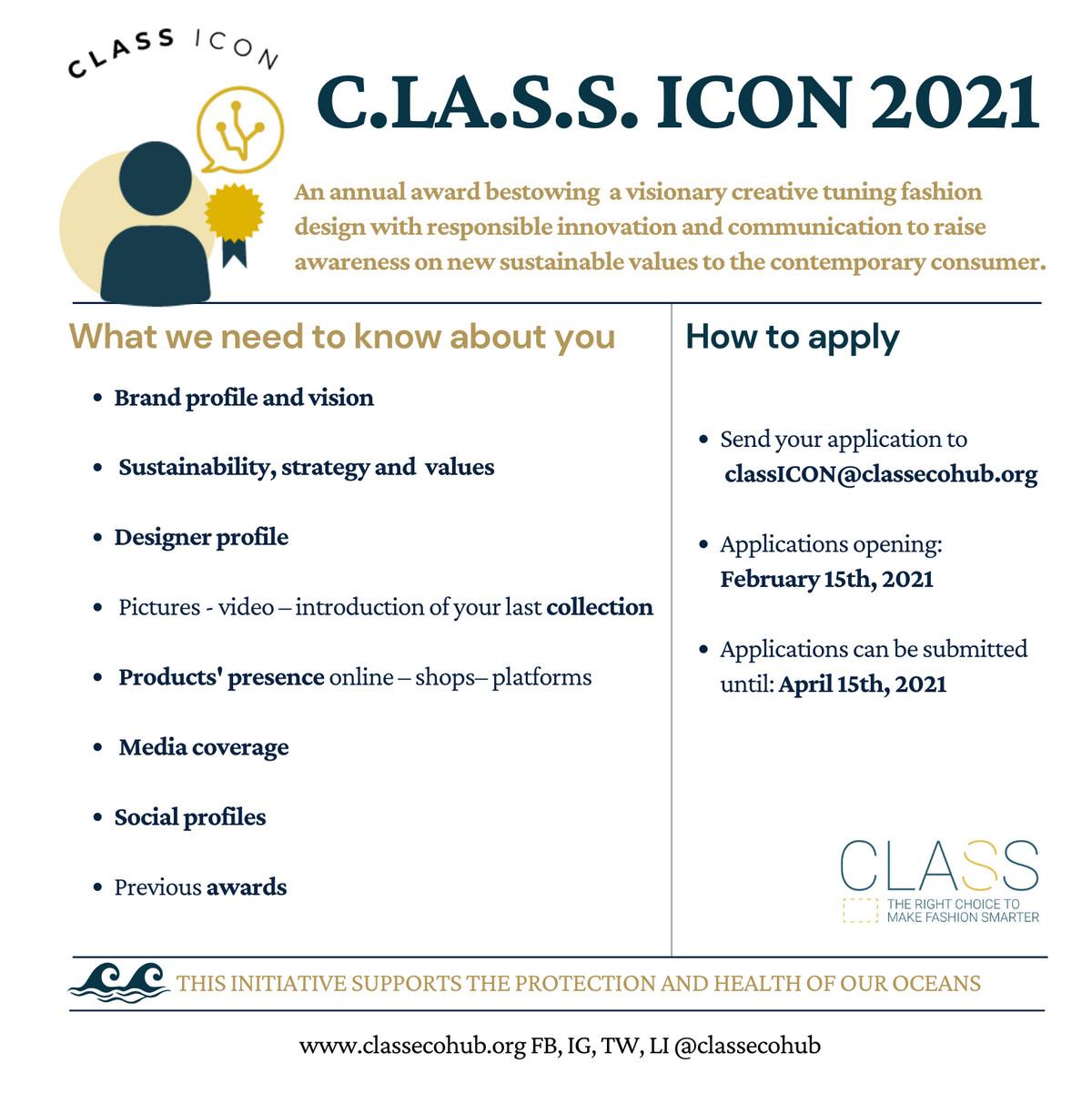 C.L.A.S.S. ICON Award