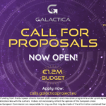 GALACTICA first call for proposals with 1.2M€ to support new value chains by European innovative SMEs is open