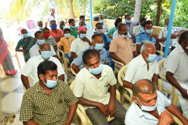 SIMA launches ELS organic cotton contract farming pilot project in Tamilnadu2