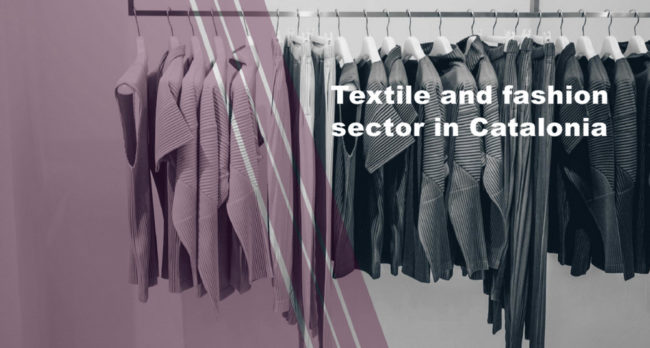 Textile and fashion sector in Catalonia