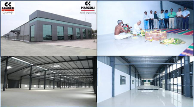 a few pictures of new Marzoli factory