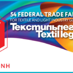 Russia: 54th Federal Trade Fair for Textile & Light Industry, Textillegprom