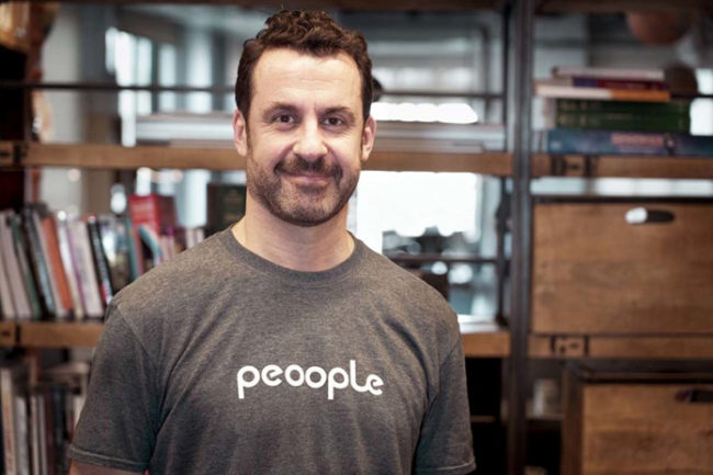 David Pena, Co-Founder and CEO of Peoople