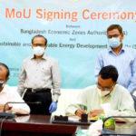 BGMEA, Sreda sign agreement on sustainable energy for industries