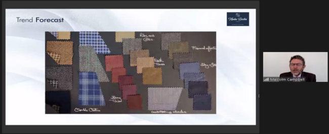 Moda Biella Webinar Screenshot