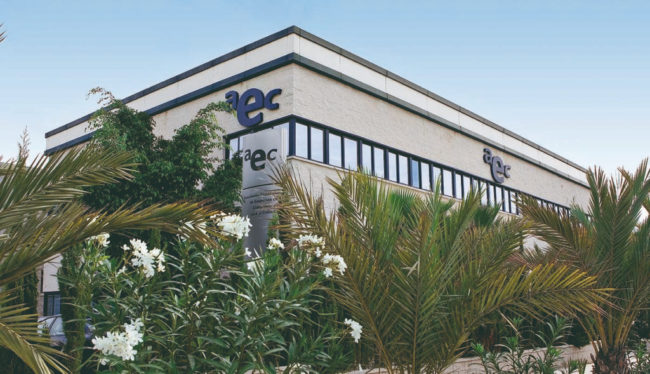 The Spanish Association of Footwear Component Companies - AEC