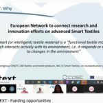 Context organizes a webinar to present financing opportunities and success stories for the development of smart textiles