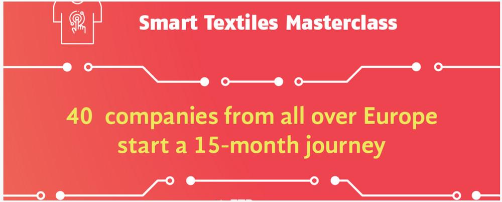 masterclass on smart textiles