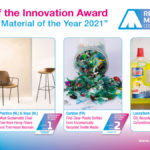"""Winners of the innovation award """"Renewable Material of the Year 2021"""""""