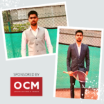 OCM Sponsors the Up-and-Coming Tennis Superstar, Rohan Mittal