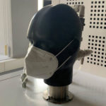 The 'breathing' mannequins developed for testing textile COVID-19 masks